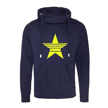 Hoodie navy strikethrough star.jpg