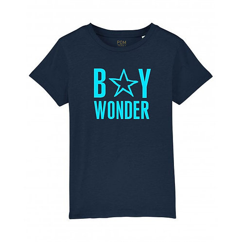Kids Boy Wonder Tee Navy