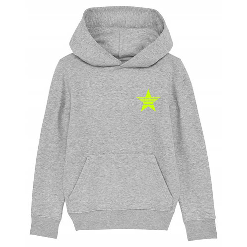 Star Kids Hoodie (Left chest decal)
