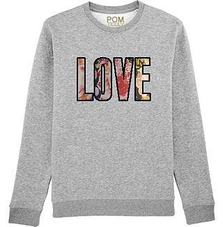 LOVE floral grey sweatshirt.jpg