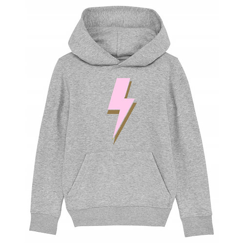 Kids Lightning Bolt Hoodie