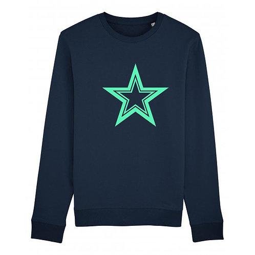 Triple Star Sweatshirt