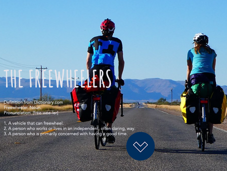 Following The Freewheelers. Our virtual, their reality