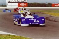 Lea at Pocono Raceway