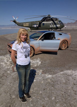 Lea doubles Julia in Mustang for Need For Speed Movie