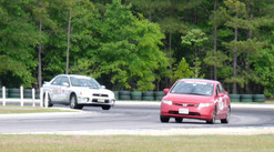 Lea at Carolina Motorsports Park