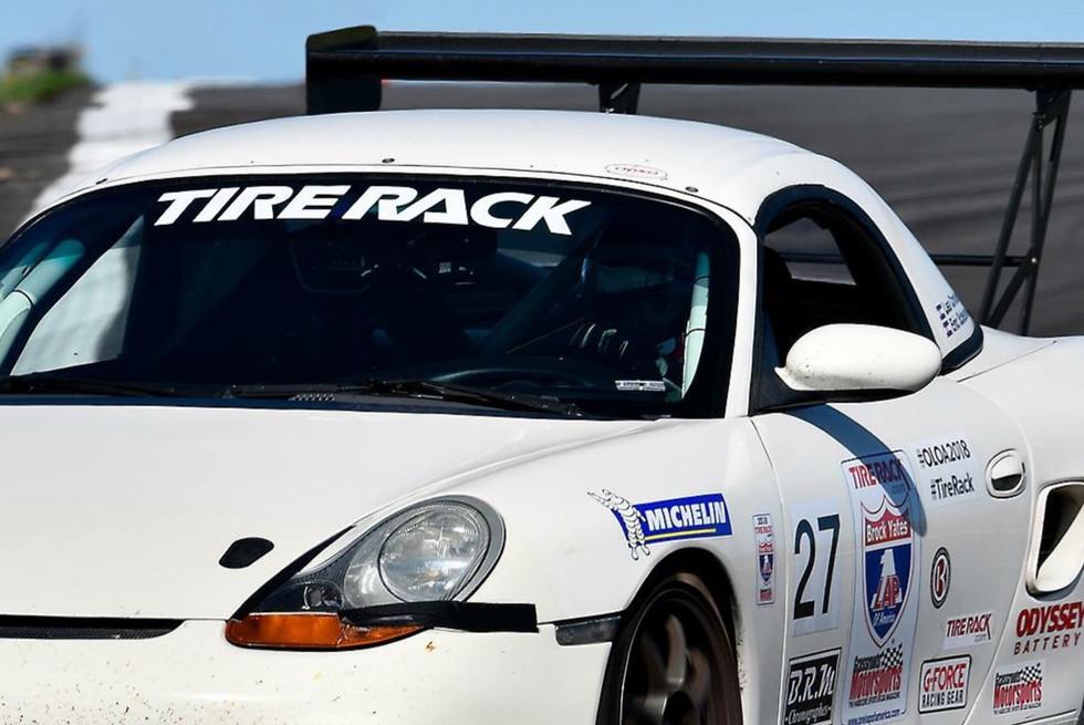 Lea at NOLA Motorsports