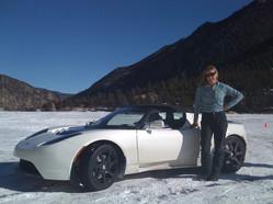 Lea Drive Lea for Tesla Ice Drive