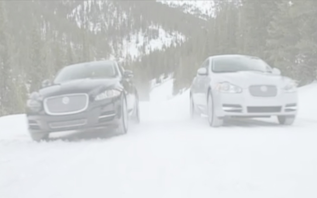 Jaguar Winter Mode Commercial