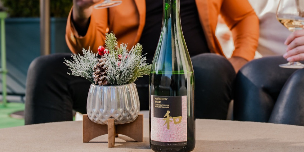 Wine Tasting with Harmony Wine