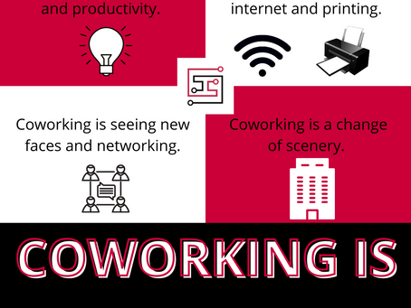 Working From Home is OUT, Coworking Spaces are IN