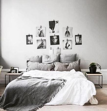 Vergeet de slaapkamer niet!