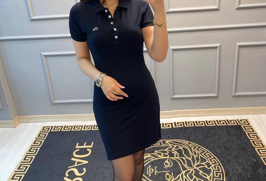 Lacoste Tunic-Dress
