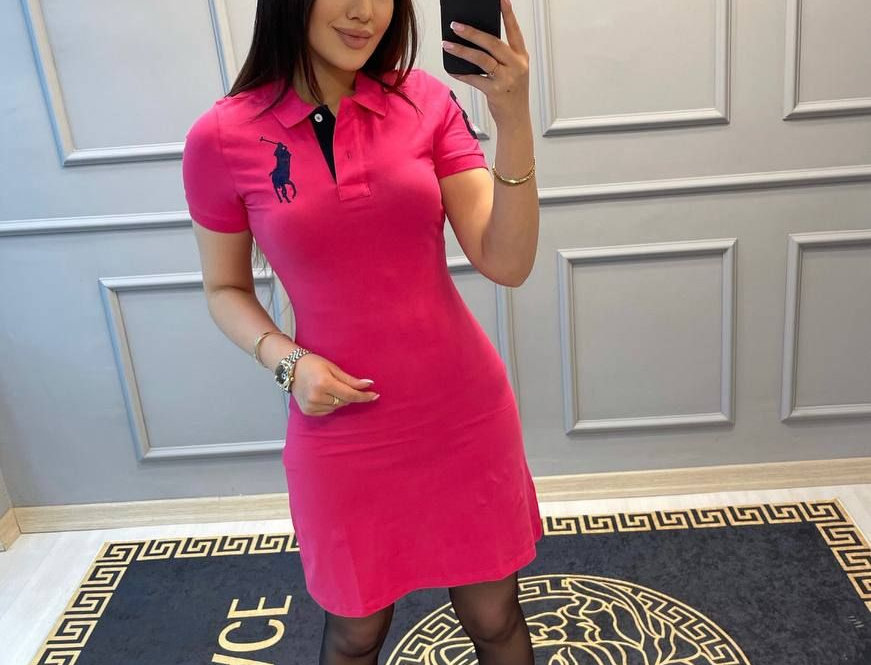 Ralph Lauren Tunic-Dress