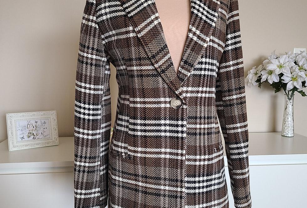 Long Sleeve Blazer Coat