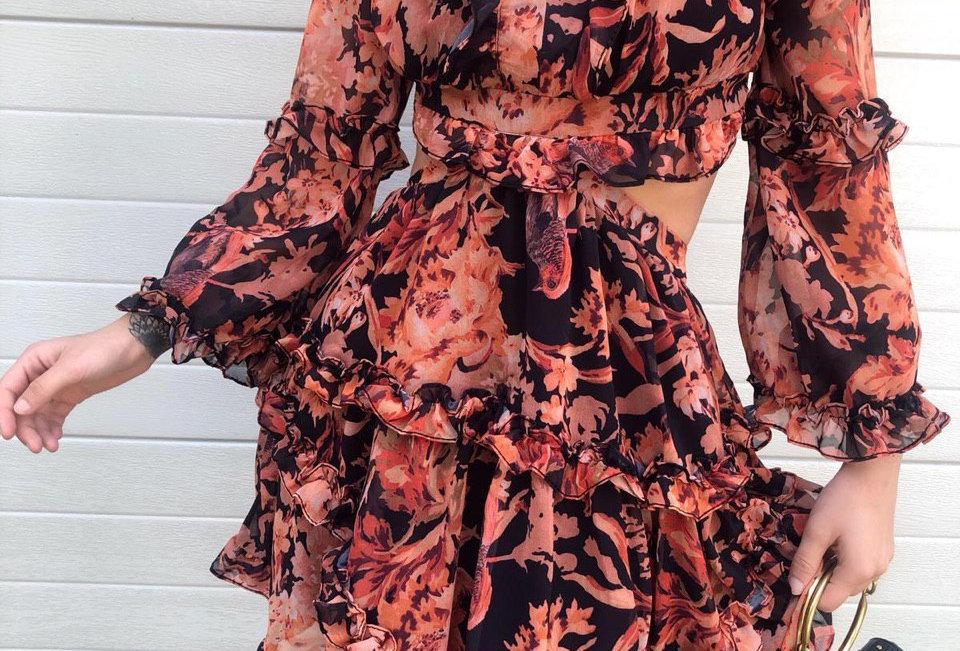 Floral Dress Danielle