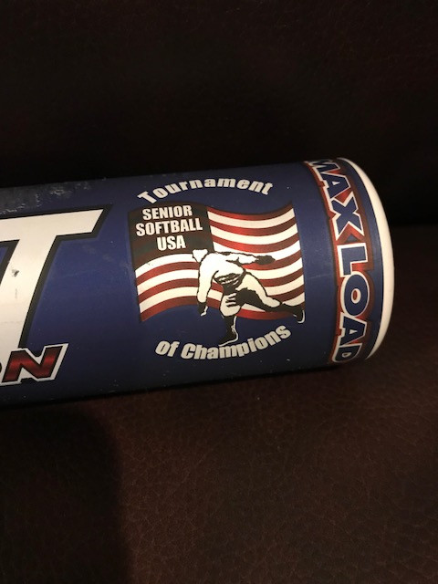2015 Miken Ultra II Tournament of Champions Limited Edition (1000) Maxload   34/2