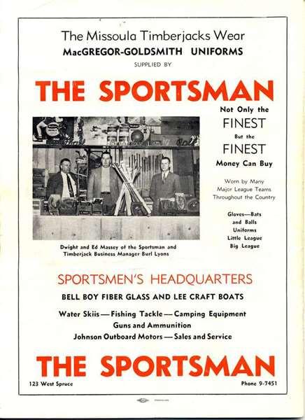 1957 Timberjacks Program Back Cover.jpg
