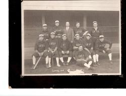 1908 Butte Montana Baseball Team..Lutleys.jpg