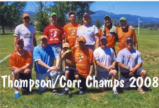 Keith Thompson-Ron Corr 2008 Champs.jpg