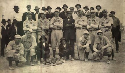 Early 1900's Anaconda Baseball Team.jpg