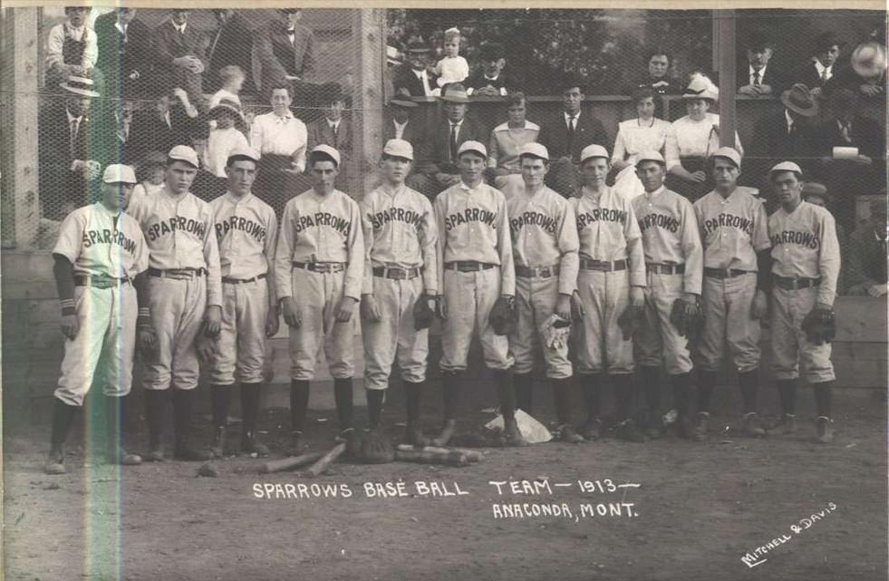 Anaconda Sparrows 1913.jpg