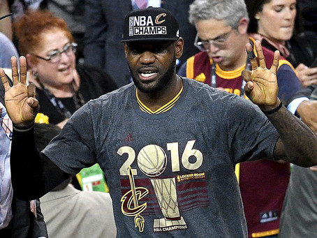 Cavs See Ghosts: King's Return Closes This Chapter of Cleveland Basketball History