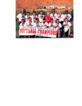 2010 Yeagers Team St. George Gold Medal in Major Division.jpg