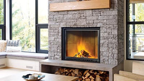 Regency® Alterra® CF780 Wood Fireplace.j