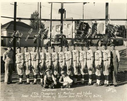 1936 Butte Baseball Team .jpg