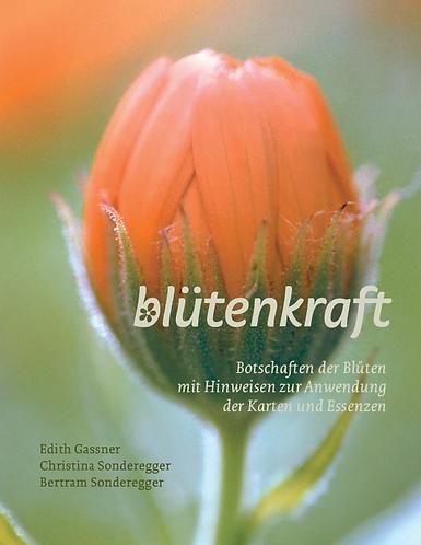 blütenkraft - Botschaften (Begleitbuch)