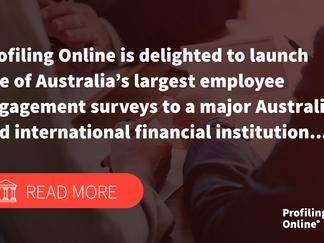 Profiling Online launches one of Australia's largest employee engagement surveys