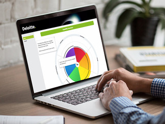 360-degree feedback assessments and Deloitte: A case study.