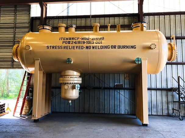 High Pressure Separator for Oil Field