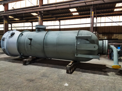 Fabrication of Reactor shipped to Algeria