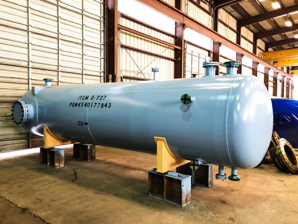 High Spec Pressure Vessels