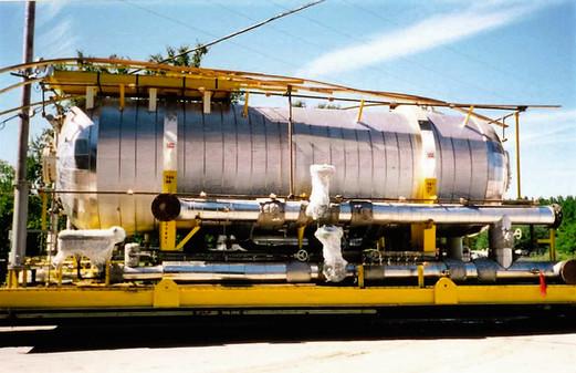 FPSO Ship Mounted Process Units