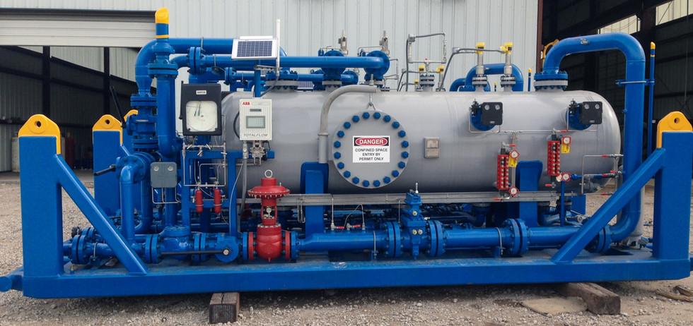 Oil Field Separator Packages