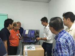 Cominox Products & Technical Trainin