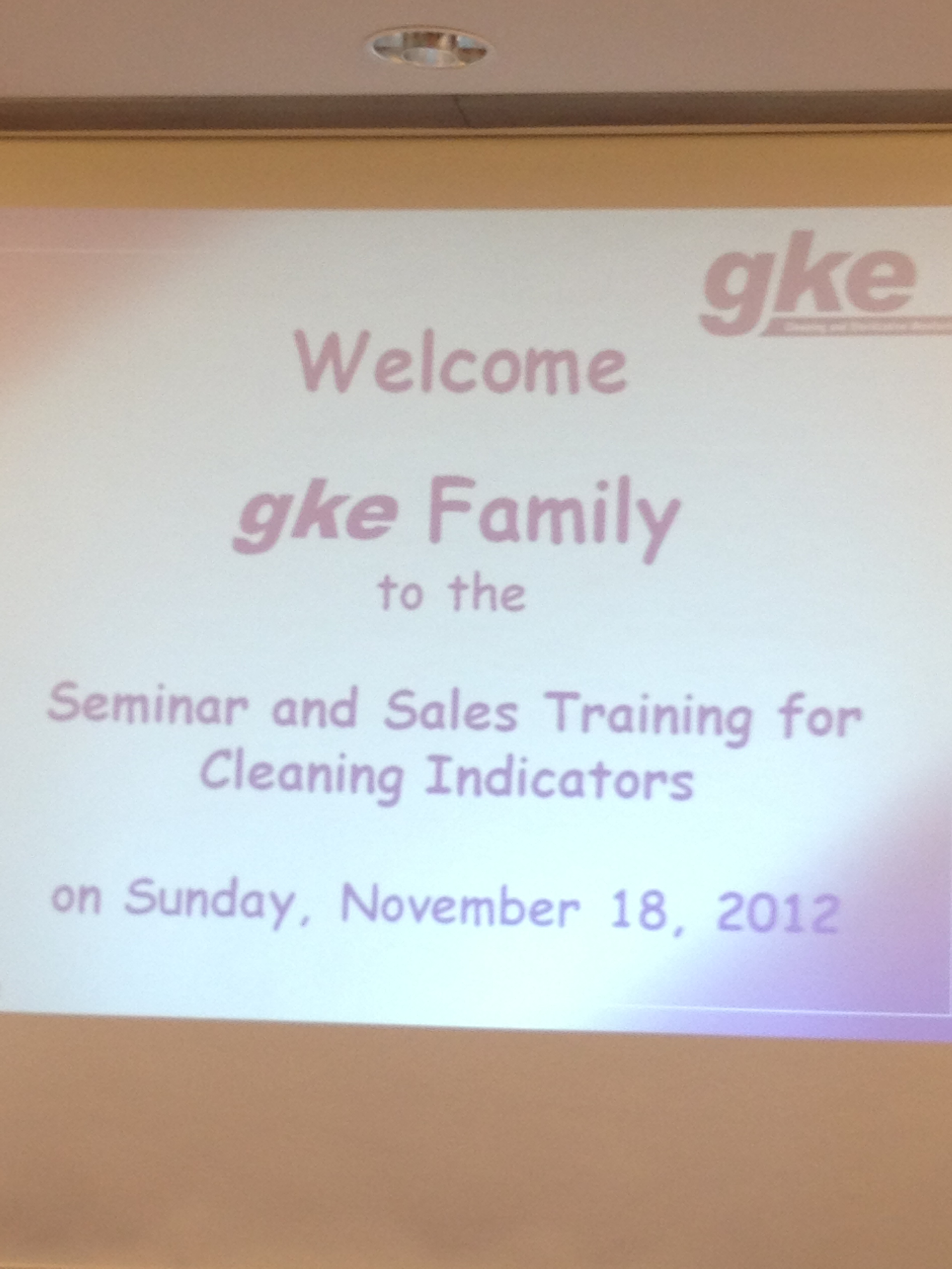 gke seminar & sales training, German