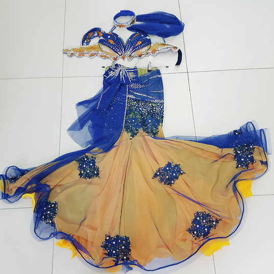 Eunice Belly Costumes Design (Kid)