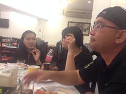 Company trip to Bangkok 2014