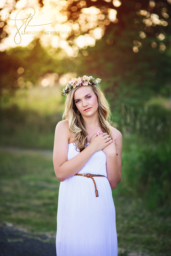 Monroe Senior Portrait Photographer