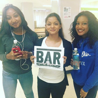 #IAMBAR Westview students