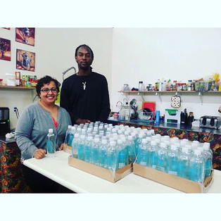 PEACH ORG - Receiving water donations for program