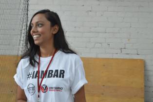 Talisha - BAR Basketball Tournament