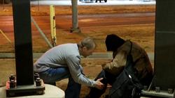 David Homeless
