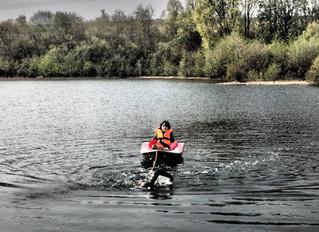 TeamAA - 5km Swim/Kayak pull