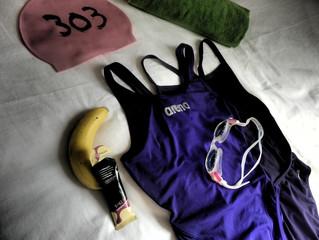 2km OW Race - 1st skin-swim (Scotland)