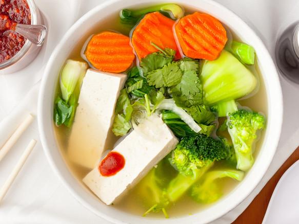 Vegetable Pho